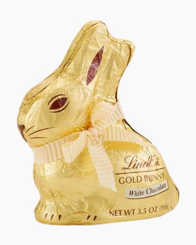 White Chocolate Bunny (3.5 oz)