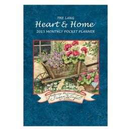 LANG Heart and Home 2015 Pocket Planner