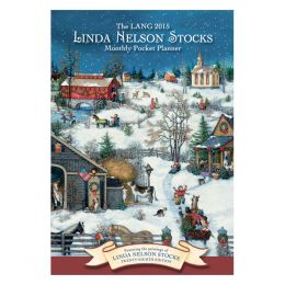 LANG Linda Nelson Stocks 2015 Pocket Planner