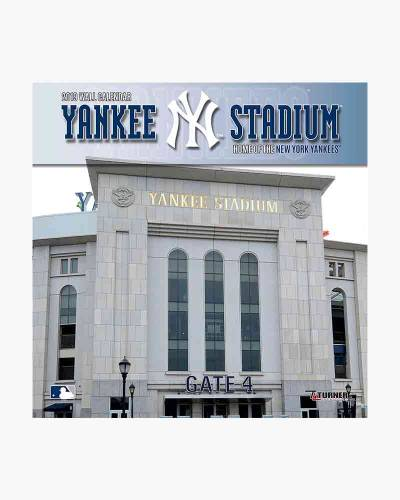 Yankee Stadium New York 2019 Wall Calendar
