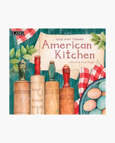 American Kitchen 2020 Wall Calendar