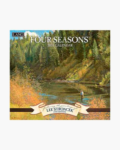 Four Seasons 2020 Wall Calendar