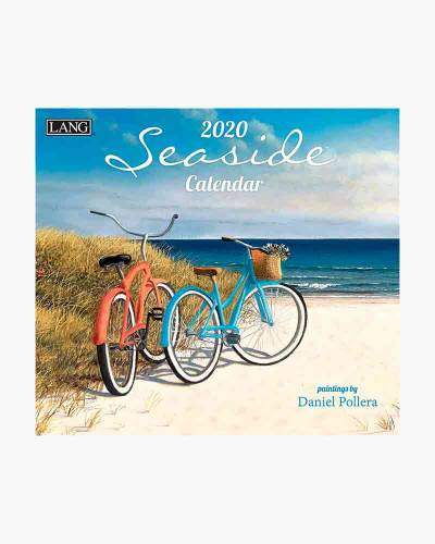Seaside 2020 Wall Calendar