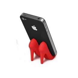 Fred Red Pumped Up Phone Stand