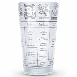 Fred Vodka Good Measure Recipe Glass