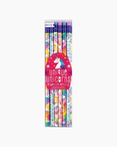 Unique Unicorns Pencils (12-Pack)