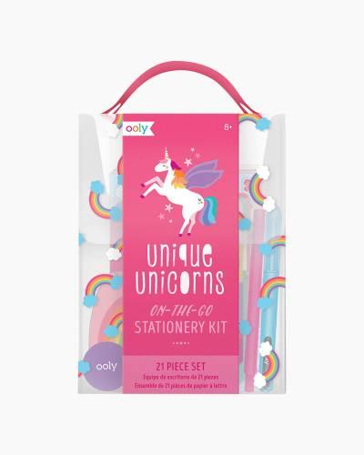 Unique Unicorns Stationery Kit