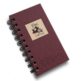 Journals Unlimited A Mini Wine Journal