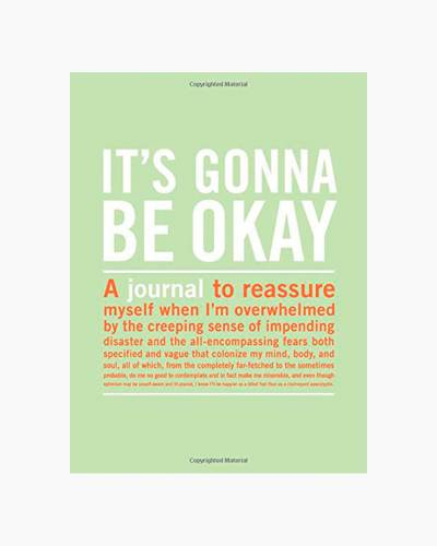 It's Gonna Be Okay Inner-Truth Journal