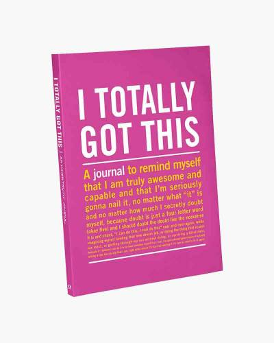 I Totally Got This Inner-Truth Journal