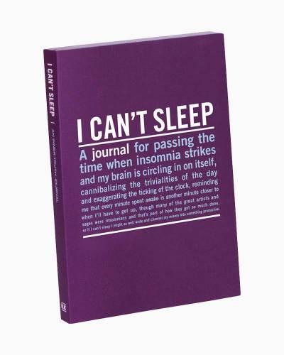 I Can't Sleep Mini Inner Truth Journal