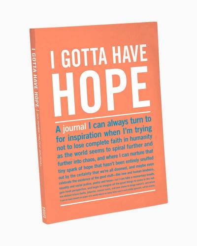 I Gotta Have Hope Inner Truth Journal