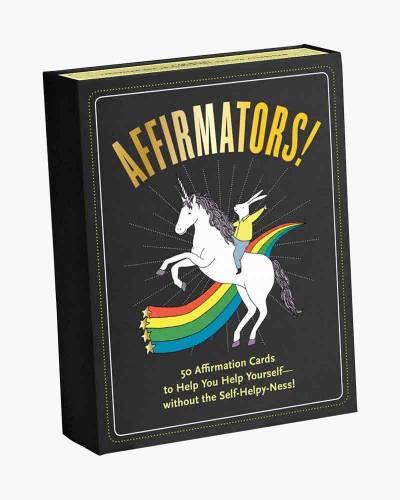 Affirmators! 50 Affirmation Cards Deck