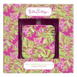 Lilly Pulitzer Jungle Tumble iPhone 5 Mobile Charger