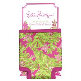 Lilly Pulitzer Jungle Tumble Drink Hugger
