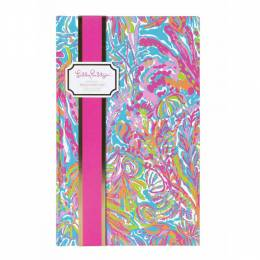 Lilly Pulitzer Pink Lemonade Mini Notebook