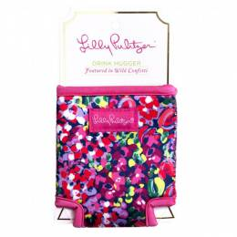 Lilly Pulitzer Wild Confetti Koozie Can Hugger