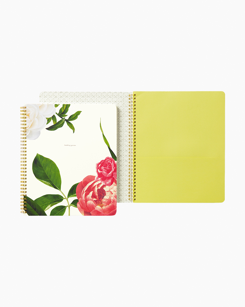 Kate Spade New York Floral Spiral Notebook
