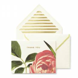 kate spade NEW YORK Floral Thank You Card Set
