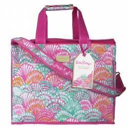 Lilly Pulitzer Oh Shello Insulated Beach Cooler