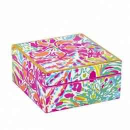 Lilly Pulitzer Spot Ya Small Lacquer Box