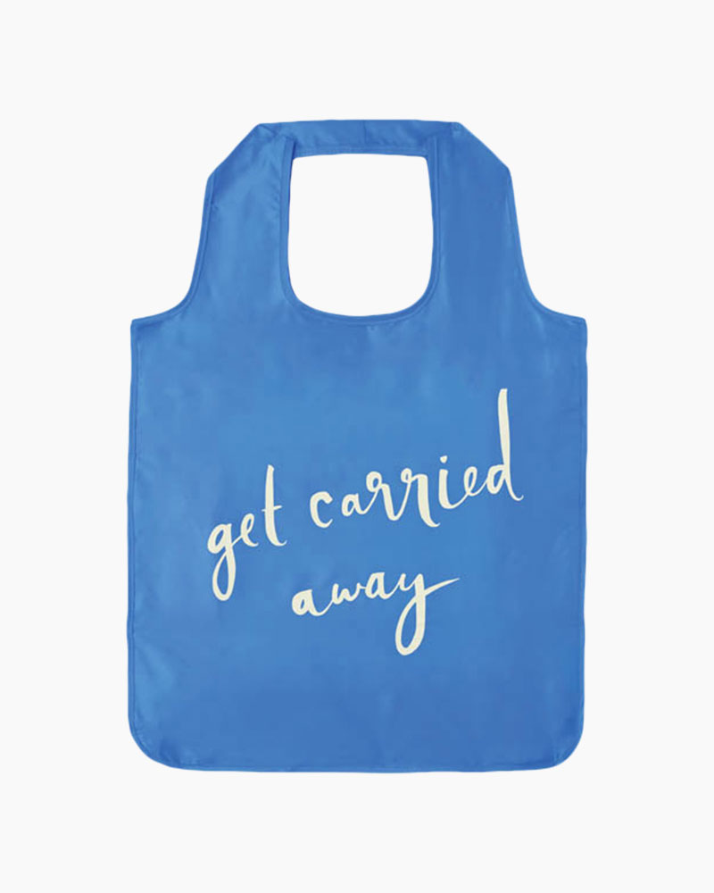 kate spade NEW YORK Get Carried Away Reusable Shopping Tote