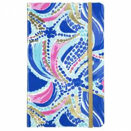 Lilly Pulitzer Journal in Ocean Jewels