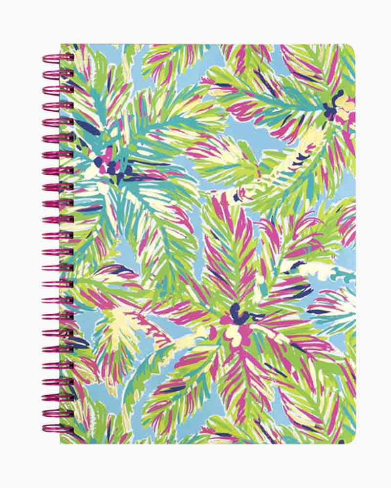 Lilly Pulitzer Mini Notebook in Island Time