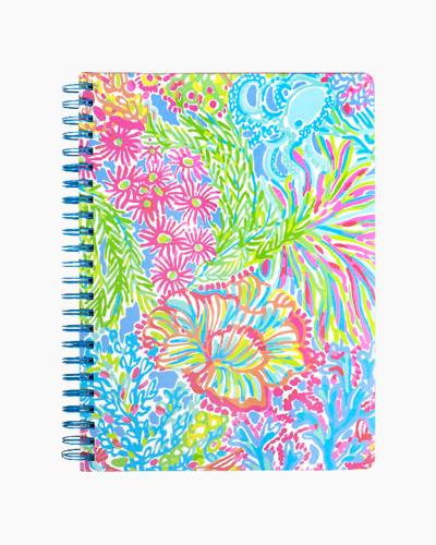Mini Notebook in Lovers Coral