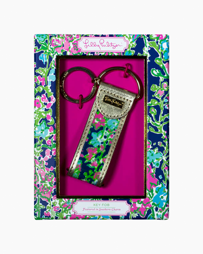Lilly Pulitzer Key Fob in Southern Charm
