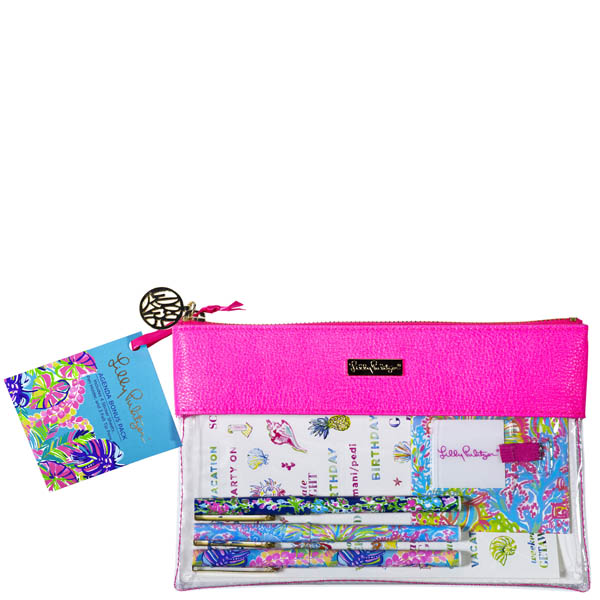 Lilly Pulitzer Agenda Bonus Pack in Exotic Garden