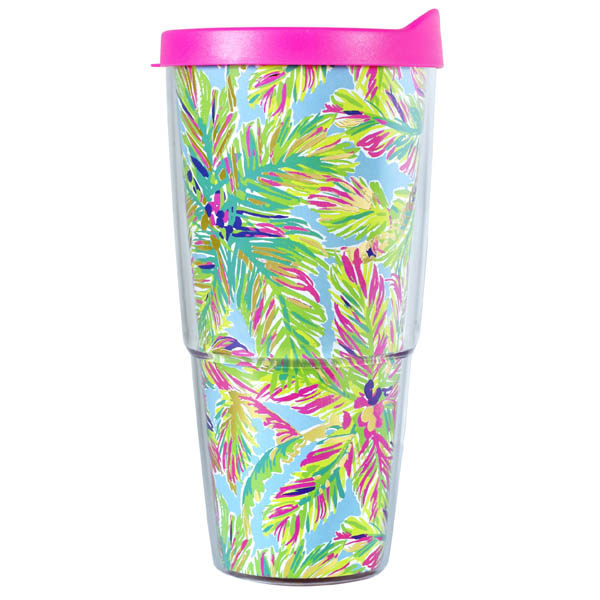 Lilly Pulitzer Insulated Tumbler in Island Time
