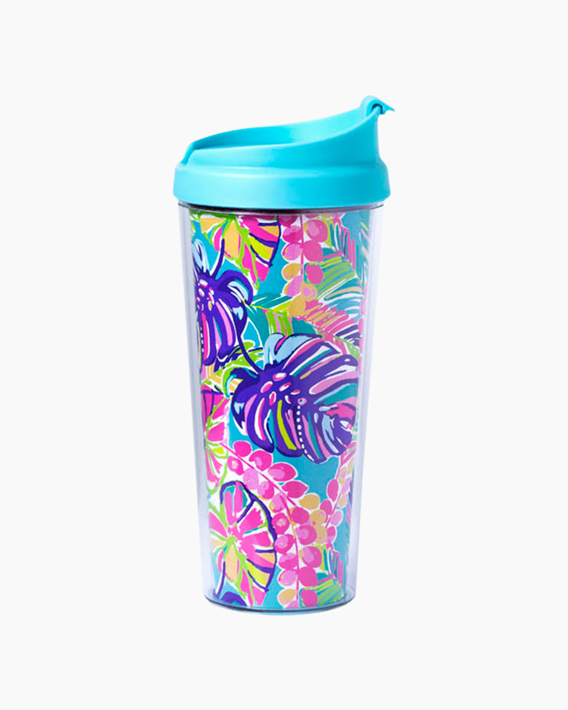 Lilly Pulitzer Thermal Mug in Exotic Garden