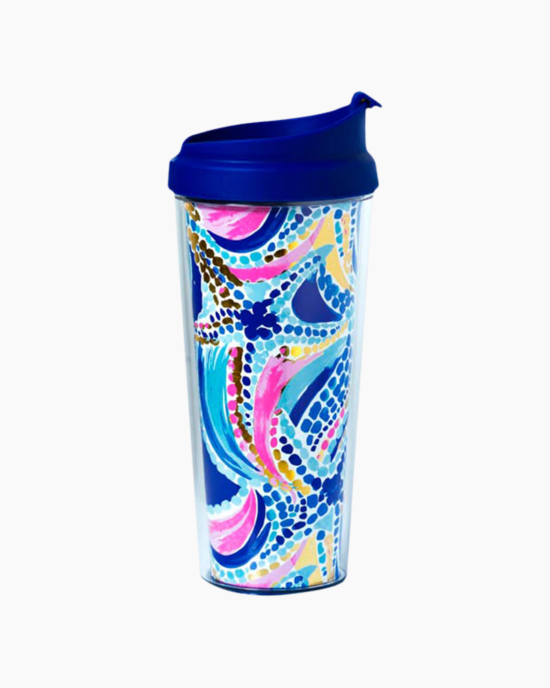 Lilly Pulitzer Thermal Mug in Ocean Jewels