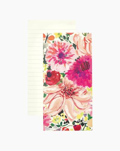 Large Note Pad in Dahlia