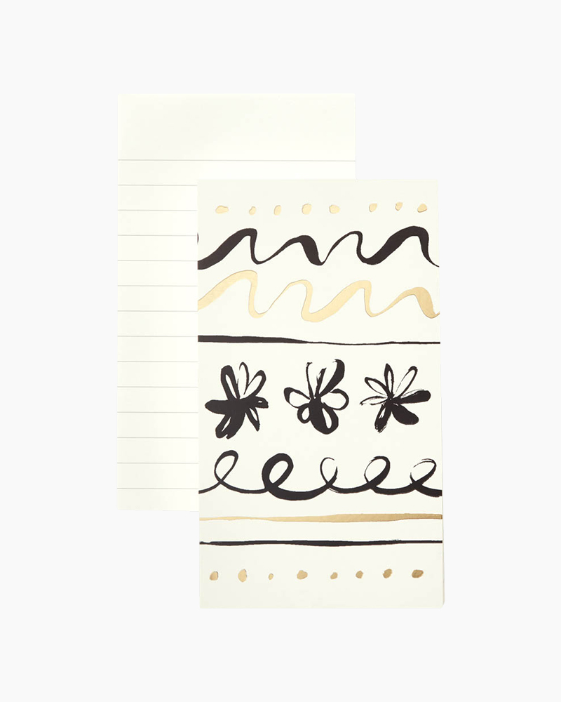 Kate Spade Small Note Pad in Daisy Place