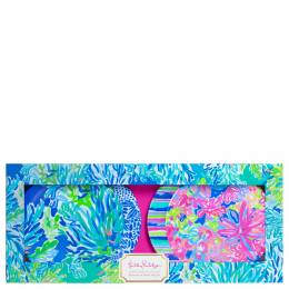 Lilly Pulitzer Appetizer Plates Set in Wade and Sea