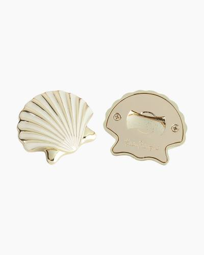 Fan Sea Pants Shell Bottle Opener