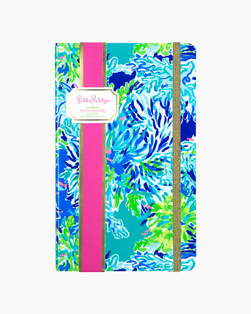 Lilly Pulitzer Journal in Wade and Sea