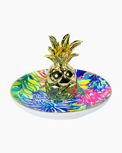 Ring Holder in Travelers Palm