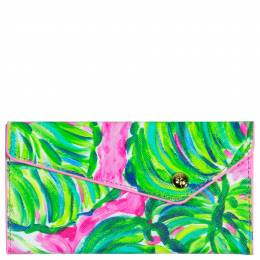 Lilly Pulitzer Sunglass Case in Painted Palm