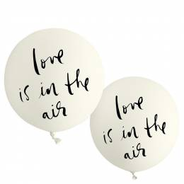 kate spade NEW YORK Love is in the Air Balloons Set