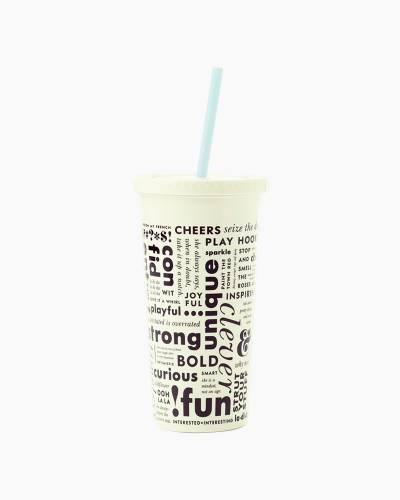 What Do You Say Insulated Tumbler
