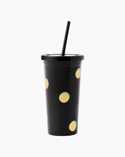 Scatter Dots Insulated Tumbler