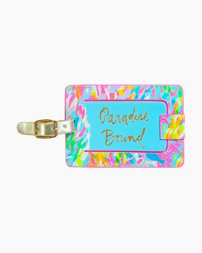 Luggage Tag in Sparkling Sands
