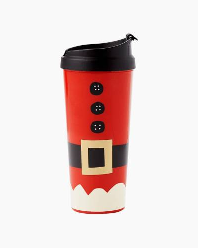 Santa Suit Thermal Mug