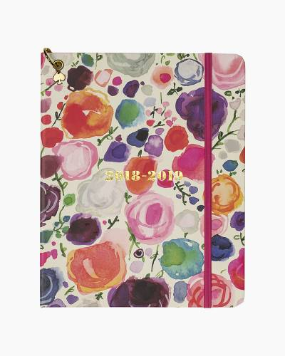 2018-2019 Large Agenda in Floral