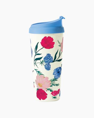 Blossoms Thermal Mug