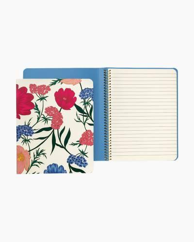 Blossoms Concealed Spiral Notebook