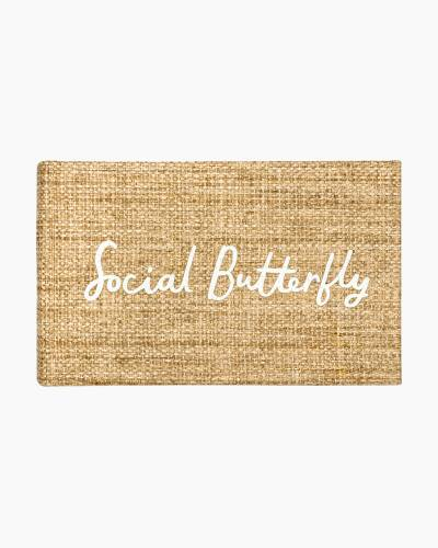 Social Butterfly Large Photo Album